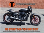 V1 HARLEY STREET 500/750 CAFE SEAT - LOW