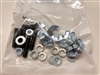 Cafe/Flat Seat Hardware Kit